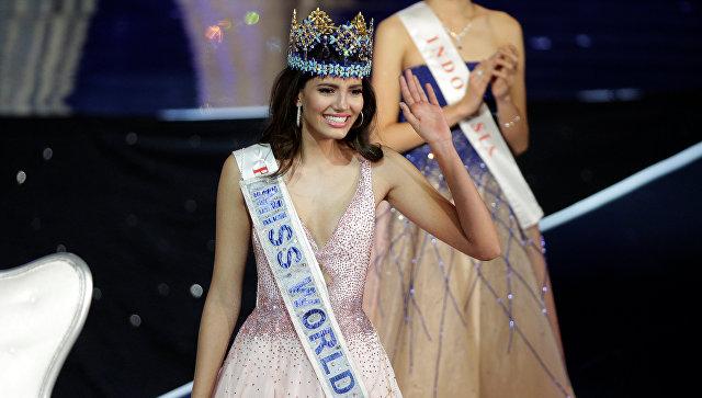 Уроженка Пуэрто-Рико стала владелицей титула «Мисс мира-2016»