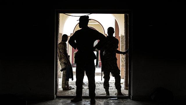 ПосольствоРФ вНигерии сообщило обосвобождении русских моряков, удерживаемых пиратами
