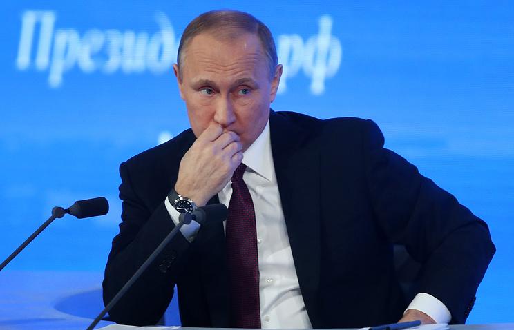 Алтайский край ввыигрышном положении— Владимир Путин