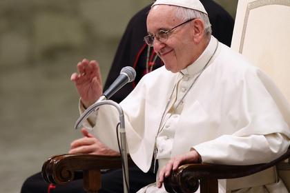 Папа Франциск направит 6млневро помощи жителям востока государства Украины