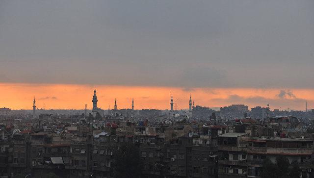 Террористы врождественское утро обстреляли христианский квартал вСирии