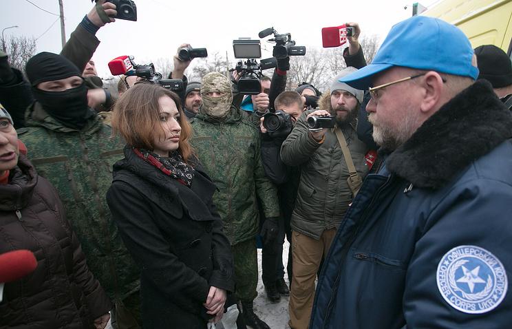 ДНР: Украина держит втайных тюрьмах около ста пленных донбассцев