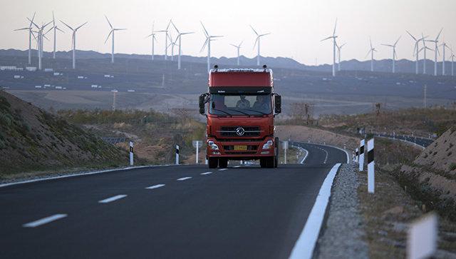 ВКитайской республике началось строительство транспортного коридора