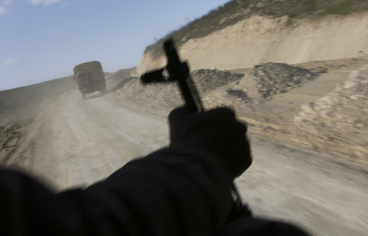 Награнице Армении иАзербайджана произошел бой, трое погибших