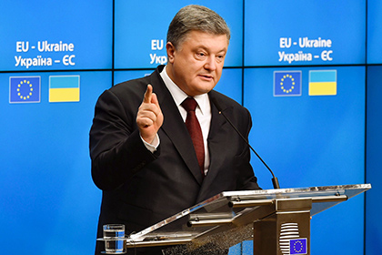 Украина сообщила озадержке введения безвизового режима из-за Франции