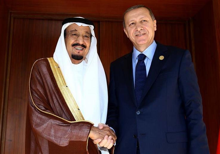 СМИ узнали о готовности Саудовской Аравии направить в Сирию тысячи солдат